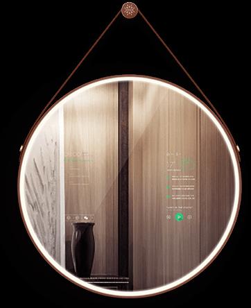 圆形魔镜500*500